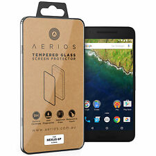 Aerios 9H Tempered Glass Screen Protector / 2.5D Arc for Huawei Google Nexus 6P