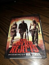The Devil's Rejects 2005 2 DVD SET Unrated Director's Cut Rob Zombie NEW SEALED.