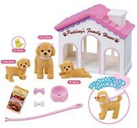 Takara Tomy Licca Chan Doll Rika LG-04 Pudding House Set