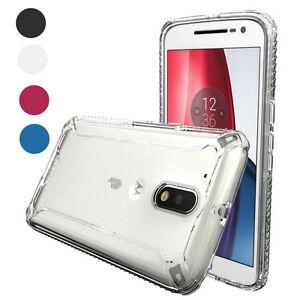 For Motorola Moto G4 G4 Plus G Play (2016) Clear Case Premium Thin Phone Cover