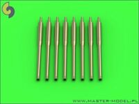 "Master 1:350 IJN 12.7cm L/50 5"" 3rd Year Barrels for Without Blastbag #SM350083"