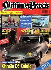 OP0001 + DKW Hobby + HONDA CB 350 Four + Oldtimer Praxis 1/2000