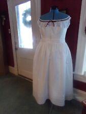 Victorian Attire Civil War Petticoat Your Size Custom Order Repro Costume New