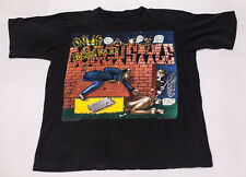 1993 Snoop Doggy Dogg Doggystyle Vintage T-shirt Death Row Hip Hop Dr Dre L