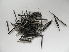 Steel Clock Tapered Pins - Assorted sizes - Package of 100