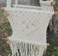 Macrame baby chair swing /hammock chair swing/Hanging baby chair/FREE SHIPPING /