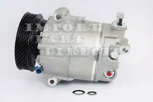 BRAND NEW A/C Compressor for 2005-2009 Maserati Quattroporte 4.2 Liter Engine