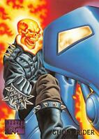 GHOST RIDER / 1995 Marvel Masterpieces (Fleer) Base Trading Card #39