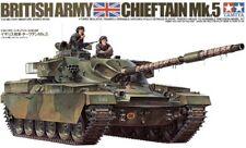 TAMIYA 1/35 Británico CHIEFTAIN MK.5 Tanque #35068