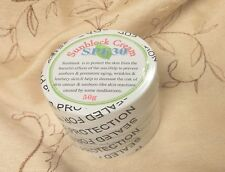 1 Sunblock Cream Sunscreen Protection SPF30 with Papaya & Grapeseed Oil 50g