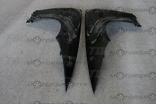 SEIBON 08-10 BMW M3 Carbon Fiber (2) Front Fenders E92