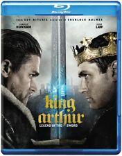 King Arthur Legend of The Sword - Blu-ray Region 1