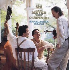 Yo-Yo Ma - Edgar Meyer - Mark O'Connor - Appalachia Waltz - CD