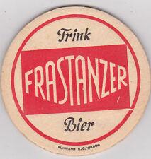 alter Bierdeckel    Österreich Brauerei Frastanz