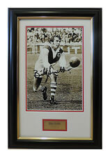 Billy Smith Saints Legend Framed Rugby League Memorabilia