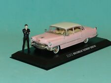 Elvis 1955 Cadillac Fleetwood Series 60 and Figure 1 43 Scale Greenlight