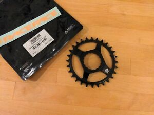 Race Face Cinch System 28t Single Narrow Wide Direct Mount Chainring Steel Black