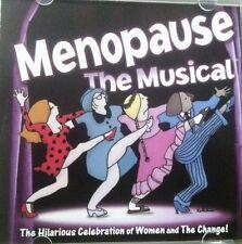 LN Rare! Menopause the Musical CD Original Cast