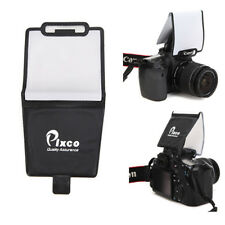 [NEW] Pixco Universal Soft Screen Pop-Up Flash Diffuser For Nikon Canon Pentax O