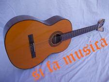 TAKAMINE G124  Chitarra classica 4/4  Abete Mogano Palissandro corde D'Addario