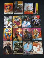 1994 Malibu Comics by Skybox Master Series Trading Card Set (90)