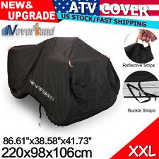 Neverland Xxl Waterproof Quad Atv Cover For Polaris Honda Yamaha Can-Am Suzuki