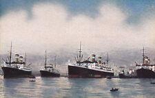* NAVI PASSEGGERE -  STEAMSHIP - Lloyd Sabaudo - La flotta