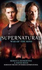 Supernatural : War of the Sons by Eric Kripke, Nicholas Knight, Titan Books Sta…