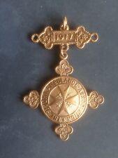 St John Ambulance Medal + 1 Bar 185310 Isobel Duerth Antique 1917
