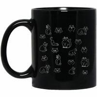 Personalized Coffee Mug Cats Coffee Mug Gift For Cat Lover Cat Mug Cat Lover Mug