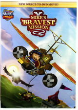 Mike The Knight: Mike's Bravest Mission Brand NEW DVD Childrens Heroic Adventure