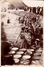 Scarborough. Scotch Herring Girls at Work. Fishing Industry.