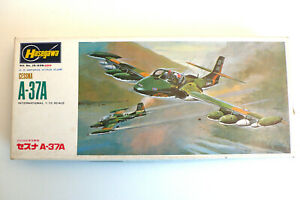 KIT HASEGAWA   CESSNA  A-37A    1/72è  COMPLET SOUS BLISTER