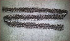 "Cloth-Snake Skin Bow Backing 3 1/2"" wide x 73"" Traditional/Primitive archery"