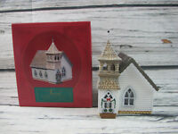 The Sarah, Plain and Tall Collection: The Country Church 1994 Hallmark ornament