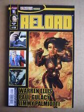 Wildstorm presenta:  RELOAD  n°1 2004 Magic Press [G497]