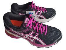 ASICS GEL IKAIA 5 Womens Running Trainers White Purple Pink T46Tq 0135