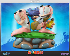 First4Figures Worms: Armageddon Diorama EXCLUSIVE MINT IN BOX