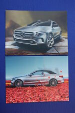 EDGAR PLATINUMCARD # 17.566: GLAdiator, Wechselbildkarte Mercedes-Benz C-Cabrio