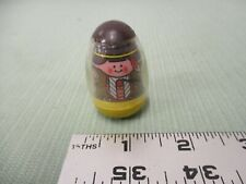 Vintage Hasbro People Weebles Figure Part Indian Western West Ranch Cowboy Toy