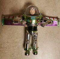 Vintage toy story on ice 7 inch chrome buzz lightyear