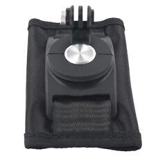 Backpack Shoulder Strap Mount For Gopro Hero 6 5 4 3+ With 360 Degree R3Y1