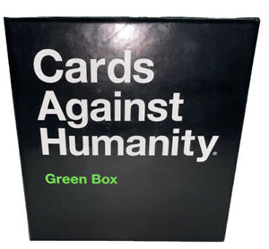 Cards Against Humanity: Green Box Expansion Pack