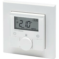 ELV Homematic ARR-Bausatz Funk-Wandthermostat HM-TC-IT-WM-W-EU, für Smart Home /