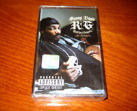 Snoop Dogg RYTHEM & GANGSTA MADE IN BULGARIA CASSETTE Bulgarian Edition Rare New