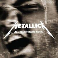 "METALLICA ""ALL NIGHTMARE LONG (CD 2)"" CD SINGLE NEU"