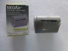 Therm-a-Rest NeoAir Mini Pump Ultralight Compact NeoAir Mattress Inflator (BB-27
