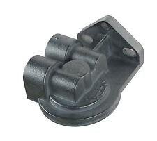 Mocal Alloy Remote Oil Filter Head Left Hand In and Out Flow