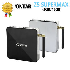 VONTAR Z5 SUPERMAX Amlogic S912 Octa Core Android 6.0 TV Box +En/Ru/He Keyboard