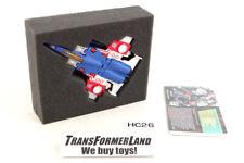 Nacelle TFCC Club 100% Complete FSS BotCon TFCC Transformers
